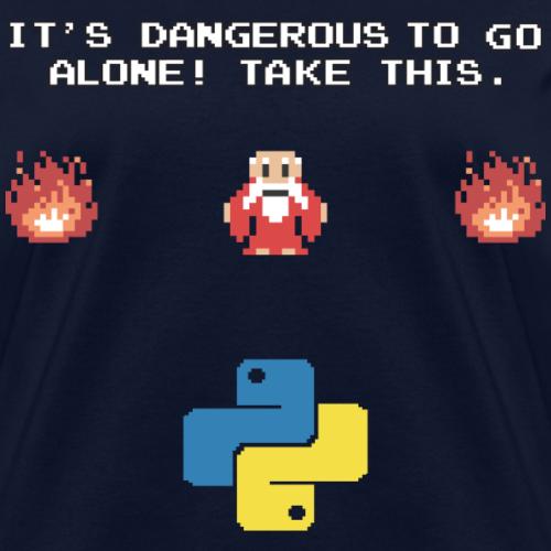 Programming Python Zelda