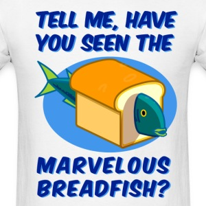 The Marvelous Breadfish T-Shirts - Men's T-Shirt