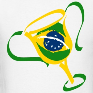 Brazil Trophy T-Shirts - Men's T-Shirt