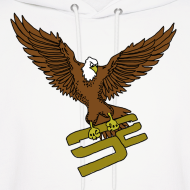 Design ~ SoaRing in Style Eagle Hoodie