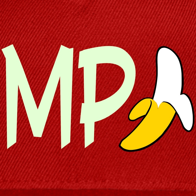 Monkey Pickles MP Banana Glow-in-the-dark Hat