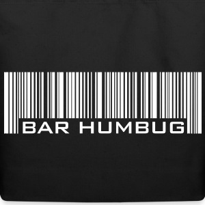 Bar Humbug (Bah Humbug) Bags  - Eco-Friendly Cotton Tote
