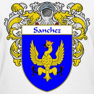 Sanchez Coat of Arms/Family Crest - Women's T-Shirt