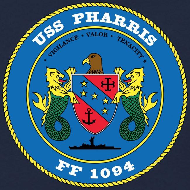 USS PHARRIS FF-1094 SWEATSHIRT