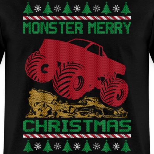 Ugly Christmas Monster