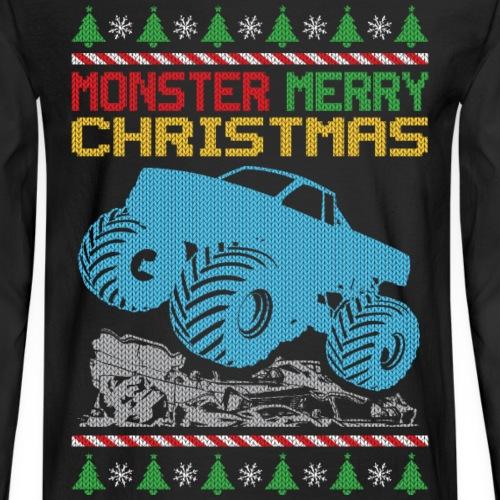 Christmas Monster Trucks