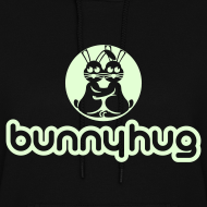 Design ~ Glow in the Dark BunnyHug