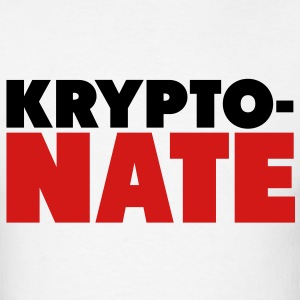 Krypto-Nate T-Shirts - Men's T-Shirt