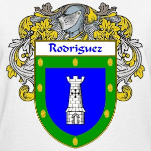 Rodriguez Coat of Arms/Family Crest - Women's T-Shirt