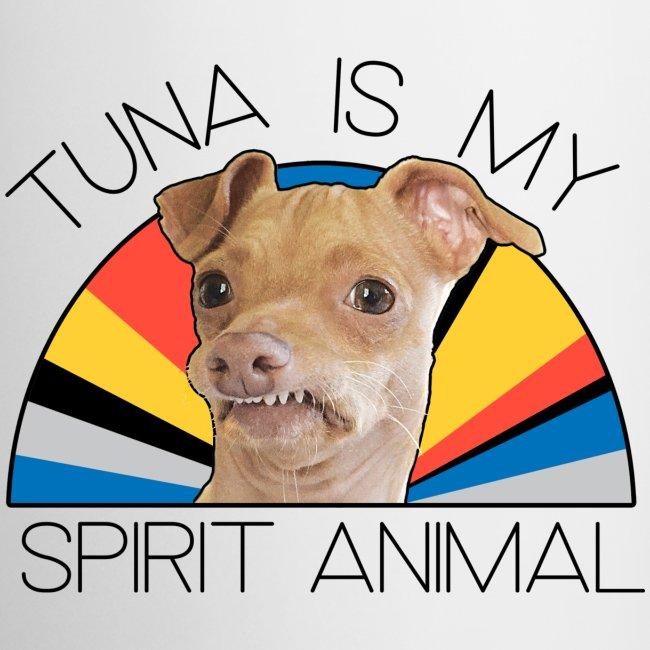 Tuna is my Spirit Animal Ceramic (His)