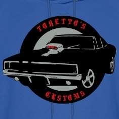 toretto's_customs Hoodies