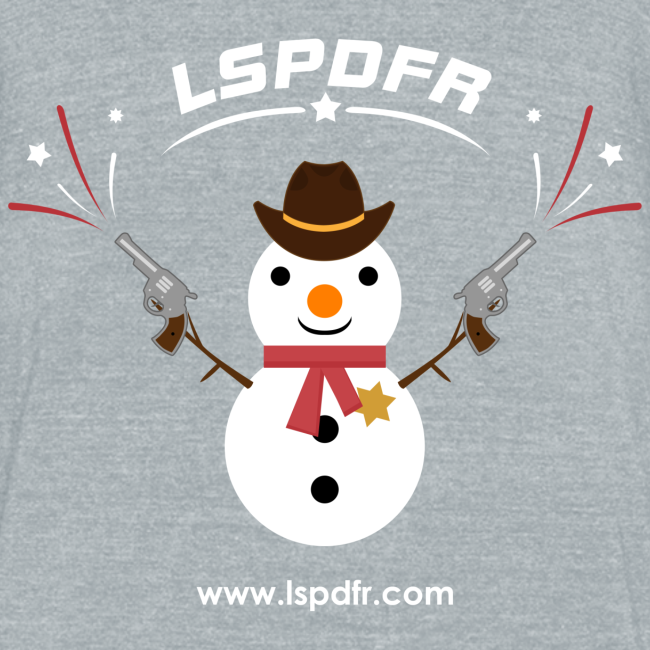 LSPDFR Snowman (Limited Release)