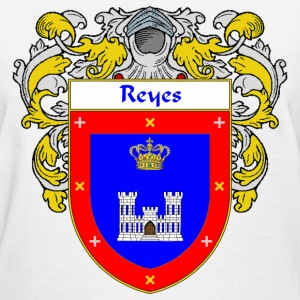 Reyes Coat of Arms/Family Crest - Women's T-Shirt