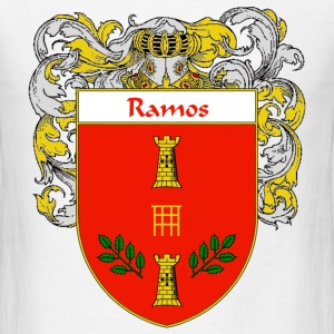 Ramos Coat of Arms/Family Crest - Men's T-Shirt
