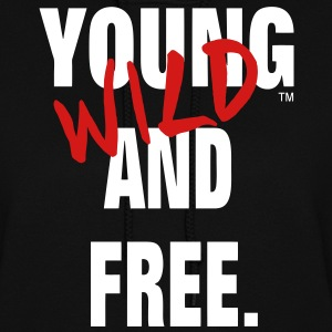 YOUNG WILD AND FREE Hoodies - Women's Hoodie