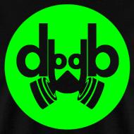 Design ~ Dubstep Music Logo Men's T-shirt