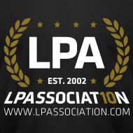 Design ~ LPA 10th Anniversary Shirt (Black)