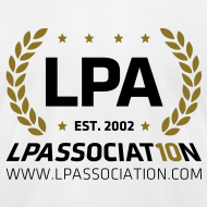 Design ~ LPA 10th Anniversary Shirt (White)