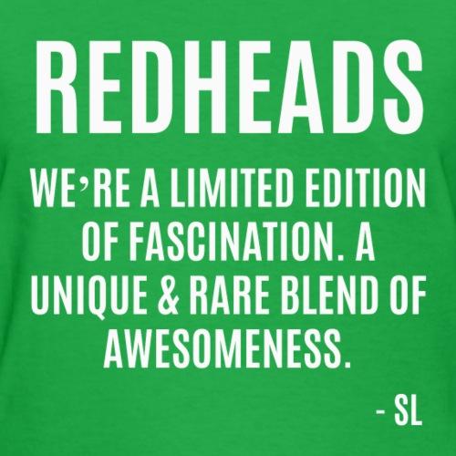 Natural Redhead Quotes