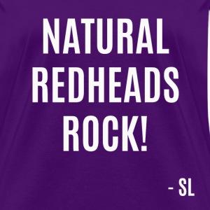 Natural Redheads Rock