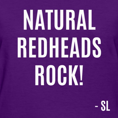 Natural Redheads Rock