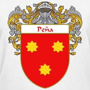 Pena Coat of Arms/Family Crest - Women's T-Shirt