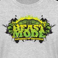 Design ~ Beastmode Beast Green Sweater