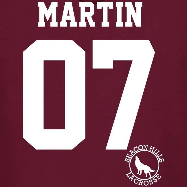"""MARTIN 07"" - Hoodie (XL Logo +S)"