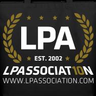 Design ~ LPA 10th Anniversary Tote Bag (Black)