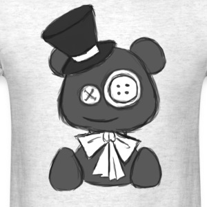 Curious Teddy T-Shirts - Men's T-Shirt