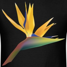 Bird of Paradise T-Shirts
