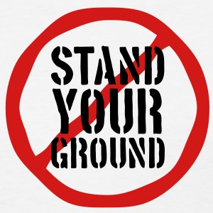 Stop Stand-Your-Ground - Women's T-Shirt