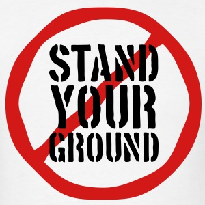 Stop Stand-Your-Ground - Men's T-Shirt
