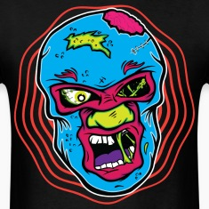 Zombie luchador - Zombie T-Shirt