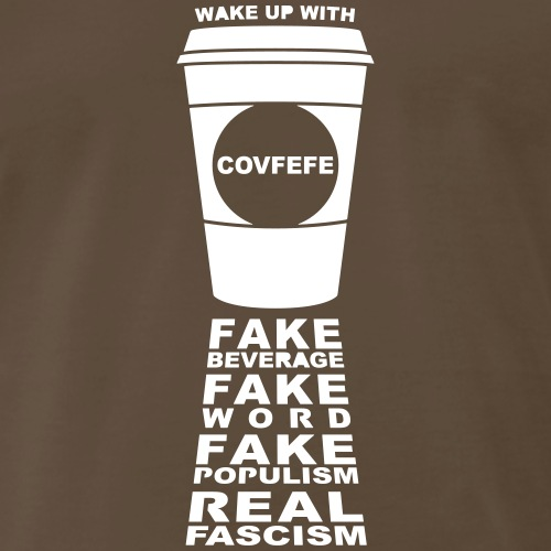 Covfefe Coffee: Fake Populism, Real Fascism