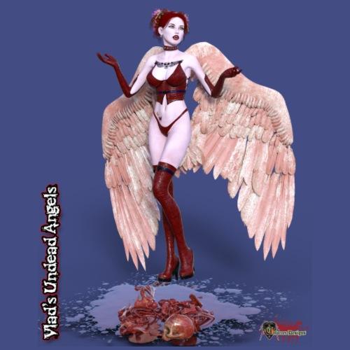 Undead Angel Scarlet 1002