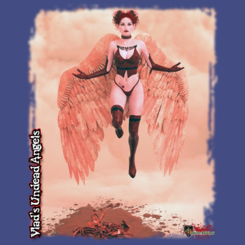 Undead Angel Scarlet 0001