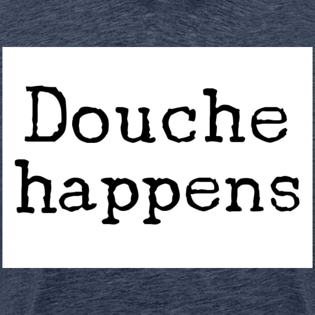 It happens t-shirt
