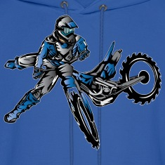 Yamaha Freestyle Dirt Bike Hoodies