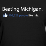 Design ~ Beating Michigan