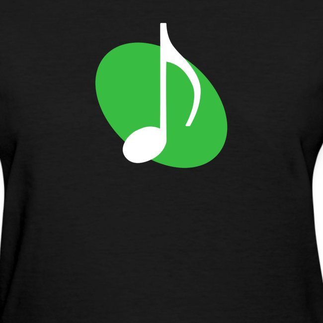 Green Music Emblem (Women's)