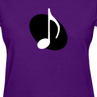 Design ~ Black Music Emblem (Women's)