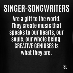 Singer Songwriter Quotes