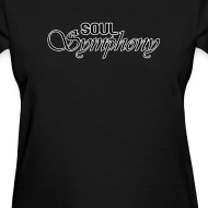 Design ~ Official Soul Symphony T-shirt (Women's)