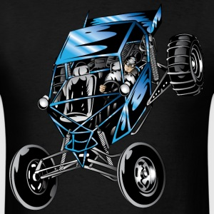 Blue Dune Buggy T-Shirts - Men's T-Shirt