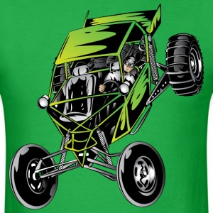 Green Dune Buggy T-Shirts - Men's T-Shirt