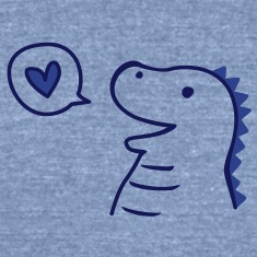 Cute Dinosaur T-Shirts
