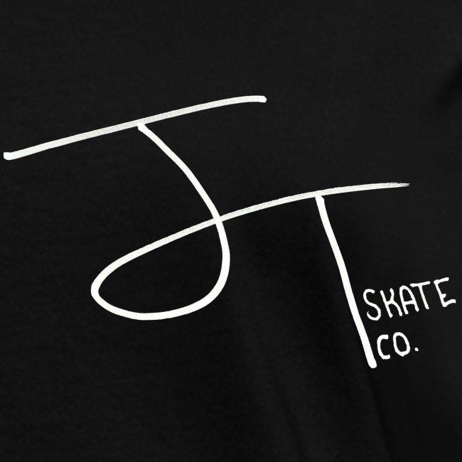 """Womens """"J.T. Skate Logo"""" T-Shirt"""