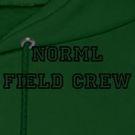 Design ~ NORML Field Crew Hooded Sweatshirt