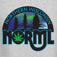 Design ~ Northern WI NORML Sweatshirt